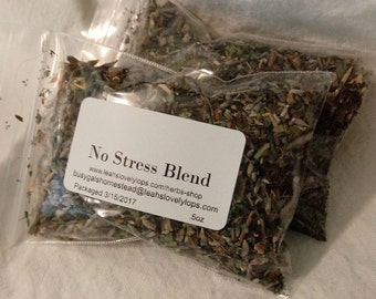 Herbal No Stress Blend (Organic)