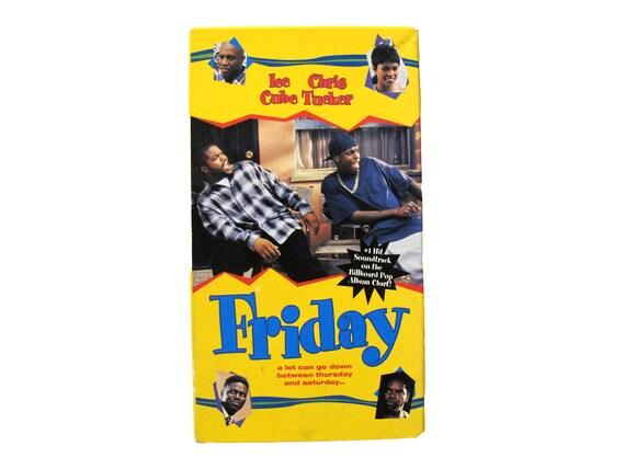 Friday VHS