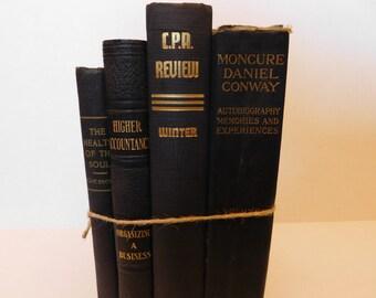 Black and Gold, Vintage Books