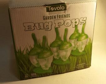 Tovolo Garden Friends Bug Pops - Popsicle Maker