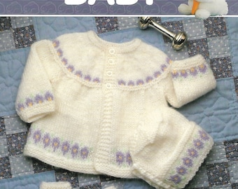 Knit For Baby, Annie's Attic 871994
