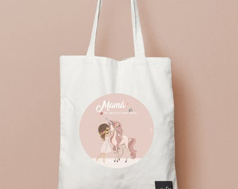 Tote Bag   Cotton Fabric Bag   Illustrated Bag   Unique design   Reinforced Bag   Long Handles Bag   is very comfortable   Shipments to Peninsula