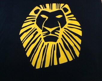 Lion King Tank, Mens Disney Tank, Lion King, Animal Kingdom, Hakuna Matata, Animal Kingdom Tank, Animal Kingdom Shirt, Mens Disney Tank