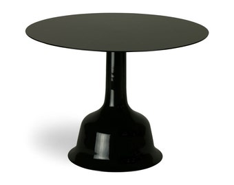Black Cake Stand | 14inch | Free Shipping | Wedding Cake Plate | Tall Round Cake Plate | Dessert Bar - As seen in Martha, Brides, & The Knot