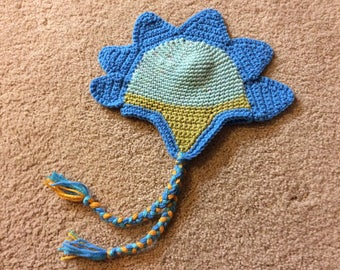 Stegosaurus Dinosaur Hat - Toddler Hat