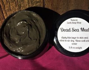 Dead Sea Mud, Face/Body Mask