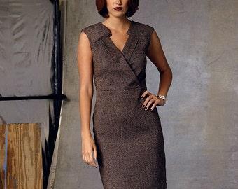 Vogue Pattern V1420 Misses' Dress