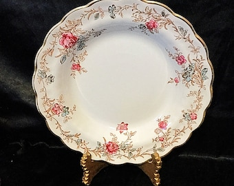 A  Booths 1940's English , semi porcelain,shallow bowl