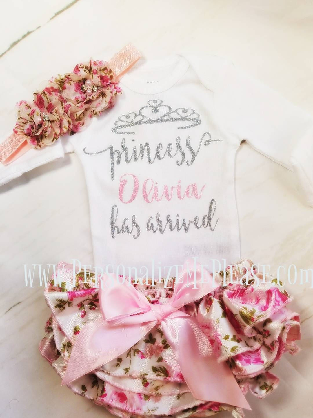 Preferred Baby Girl Coming Home Outfit,Newborn Bringing Home Outfit  FT87