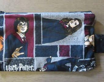 Harry Potter Bag Organizer With Hogwarts Acceptance Letter Charm