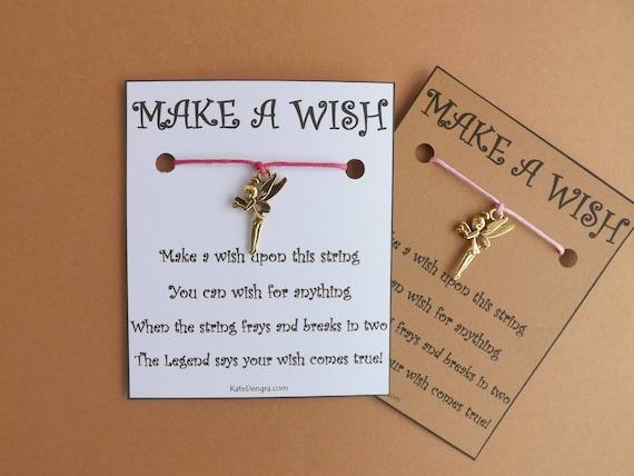 Fairy G/T Wish Bracelet