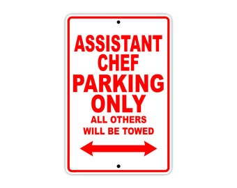 Assistant Chef