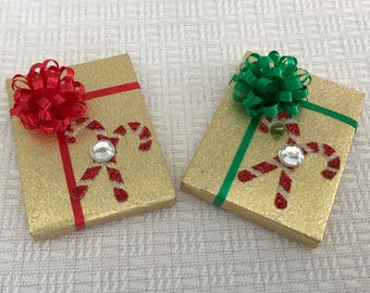 Candy Cane  Packages