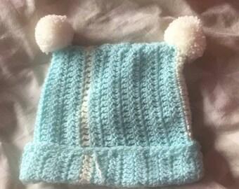 Infant Teabag hat