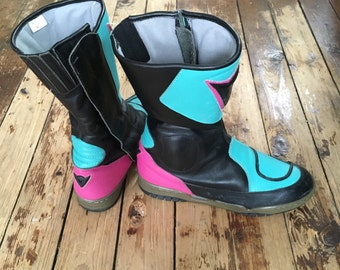 Valcor motocross boots