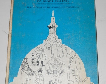 We Are The Government by Mary Etling - Vintage Book