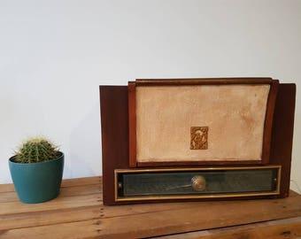 Vintage Radio model Praha