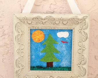 Mini Tree Series No. 4