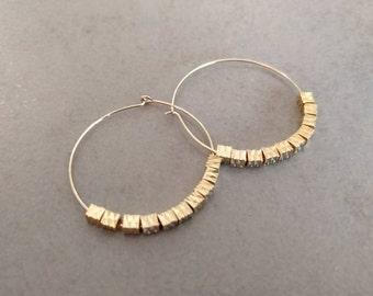 gold hoop earrings, hoop earrings, gold hoops, gold earrings, gold hoop, thin gold hoops, hoops, hoop earring, gold filled hoops, thin hoops