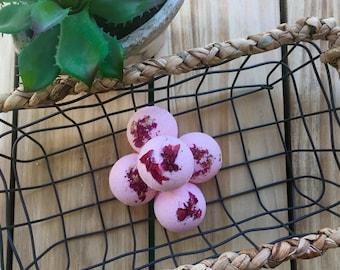 Rose and June Mini Bath Bombs