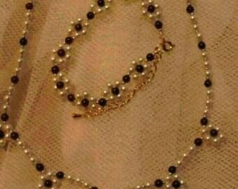 Elizabethan Gothic Jewellery Set