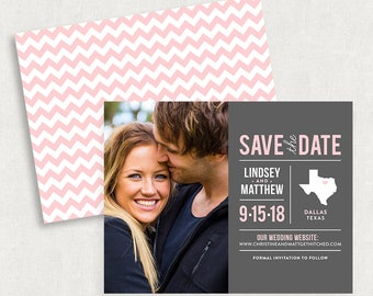 Texas Save the Date Cardss, Texas Save the Date Magnets, Printable Save the Dates, Photo Save the Dates, State Save the Dates, Destination