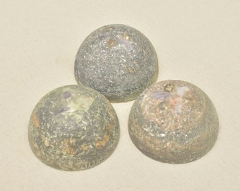 3 Orgonites - Garden Decorations and Scalar Wave Transmitter