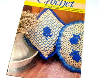 Popular Crochet Patterns, Quick and Easy  (765-13)