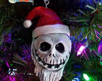 Resin jack skellington ornament