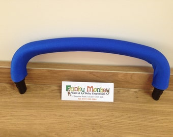 Plain bumper bar covers made to fit Bugaboo iCandy and many more
