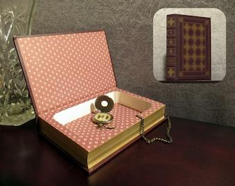 Hollow Book Safe (Vanity Fair Franklin Library)