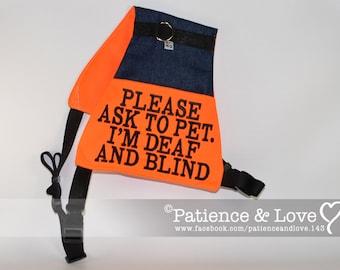 Deaf Dog Etsy
