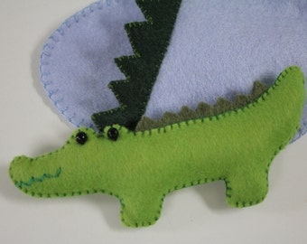 Gator Pouch Pet- PDF Sewing Pattern