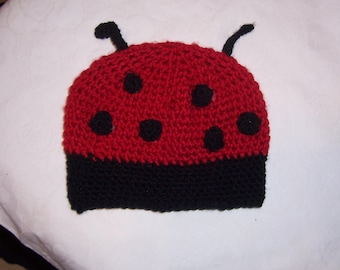 cute love bug cap