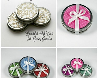 Gift Wrap Add-On - Choose your color/design