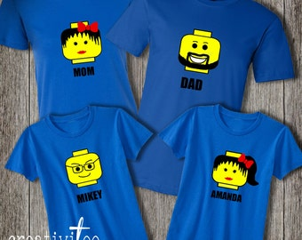 Custom LegoLand Shirt