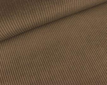 Breitcord Uni Olive 100% cotton (13.00 EUR/meter)