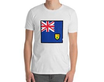 Turks and Caicos - Short-Sleeve Unisex T-Shirt