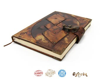 Leather Journal - Large