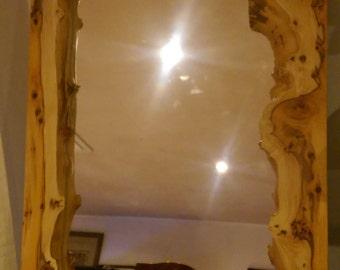Yew Mirror