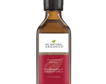 Pequi Oil Natural Organic Hair Treatment by Au Natural Organics 3.4oz (100ml)
