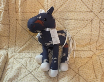 Adorable Stuffed Pony - Horse - Toy