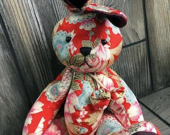 Vintage handmade rabbit