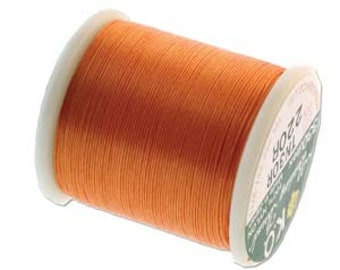 KO Thread Orange #KO022 55 yards per spool