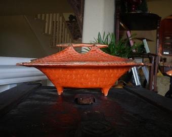 Mid-Century Ceramic Dish