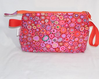 Paperweight in Coral Tall Mia Bag