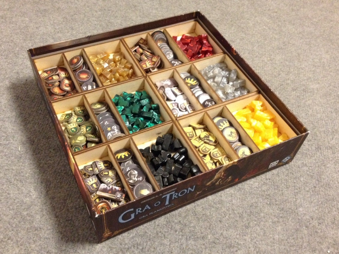 custom board game boxes