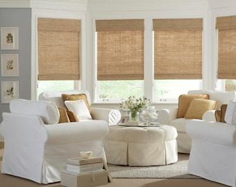 Bamboo Blinds Woven Shades Custom Woven Wood Shades Bamboo