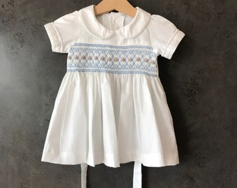 Smock Dress Baby Girl