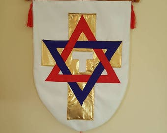 Banner of the East and Banner of the West Set.